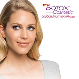 Botox Cosmetic helps