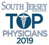 South Jersey Magazine Top Pysicians 2019